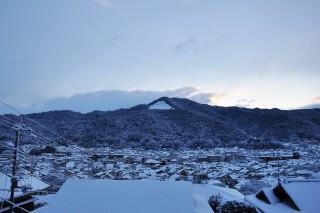 2012/02/18 7:05 日が昇るすこし前に