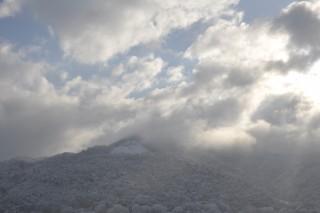 2015/02/01 雪の朝